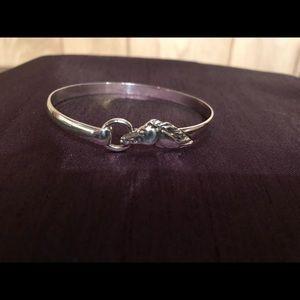 Jewelry - Horse head bangle bracelet